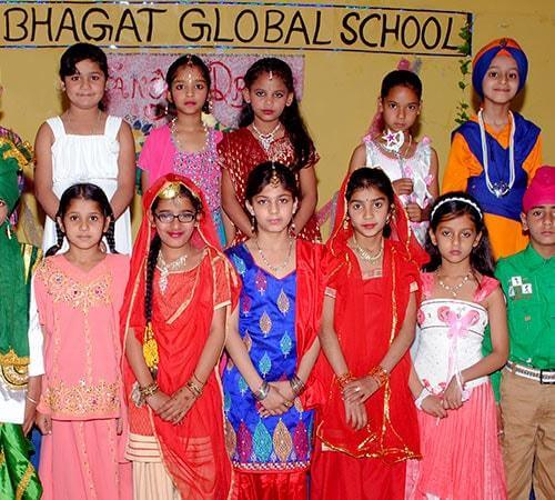 Desh Bhagat Global School